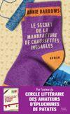 Couverture Le Secret de la manufacture de chaussettes inusables