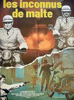 Affiche Les Inconnus de Malte