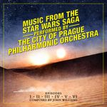 Pochette Music From the Star Wars Saga
