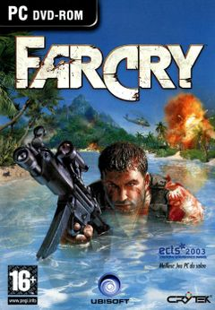 Jaquette Far Cry