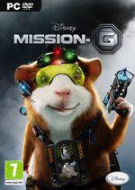 Jaquette Mission-G