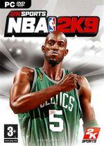 Jaquette NBA 2K9