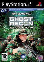 Jaquette Ghost Recon : Jungle Storm