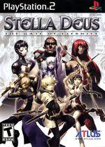 Jaquette Stella Deus: The Gate of Eternity