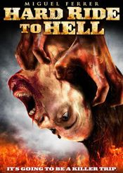 Affiche Hard Ride to Hell