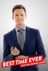 Affiche Best Time Ever with Neil Patrick Harris