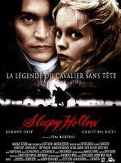 Affiche Sleepy Hollow - La Légende du cavalier sans tête