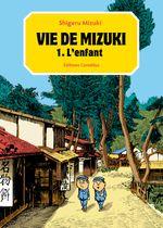 Couverture La Vie de Mizuki