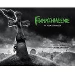 Couverture Frankenweenie the Visual Companion