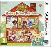 Jaquette Animal Crossing : Happy Home Designer