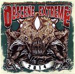 Pochette Obscene Extreme 2014