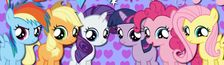 Cover Venez danser avec my little pony et ses amis.