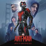 Pochette Ant-Man: Original Motion Picture Soundtrack (OST)