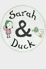 Affiche Sarah & Duck