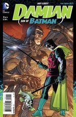 Couverture Damian: Son of Batman