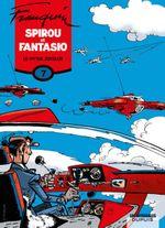 Couverture Le Mythe Zorglub - Spirou et Fantasio Intégrale, tome 7