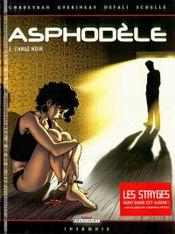 Couverture L'Ange noir - Asphodèle, tome 3