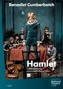 Affiche National Theatre Live: Hamlet