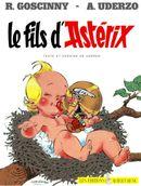Couverture Le Fils d'Astérix - Astérix, tome 27