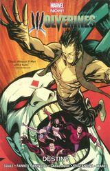 Couverture Destiny - Wolverines, tome 4