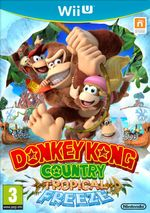 Jaquette Donkey Kong Country: Tropical Freeze