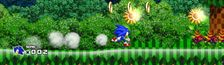 Cover Les meilleurs jeux Sonic