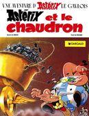Couverture Astérix et le Chaudron - Astérix, tome 13