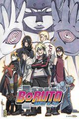 Affiche Boruto : Naruto, le film
