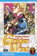Couverture Golden Wind, Vol.3 - Jojo's Bizarre Adventure (Saison 5), tome 49