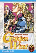 Couverture Golden Wind, Vol.3 - Jojo's Bizarre Adventure (Saison 5), tome 49