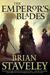 Couverture The Emperor's Blades - Chronicle of the Unhewn Throne, Tome 1