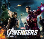 Couverture The Art of The Avengers