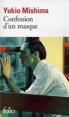 Couverture Confession d'un masque