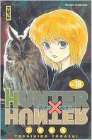 Couverture Rencontre fortuite - Hunter X Hunter, tome 18