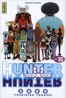 Couverture Hunter X Hunter, tome 30