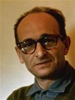 Photo Adolf Eichmann
