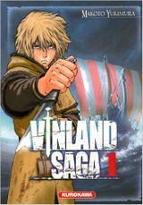 Couverture Vinland Saga, tome 1