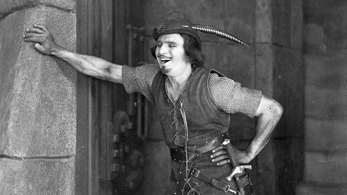 Avis sur le film Robin des bois (1922) par HughL  ~ Robin Des Bois Le Film