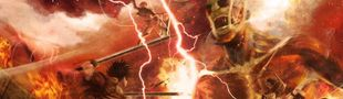 Cover Intégrale l'Attaque des Titans