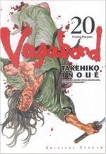 Couverture Vagabond, tome 20