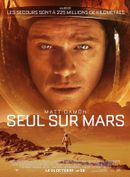 Affiche Seul sur Mars