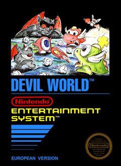 Jaquette Devil World
