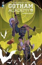 Couverture Le Secret des Cobblepot - Gotham Academy, tome 1