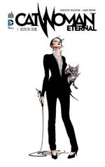 Couverture Catwoman Eternal, tome 1