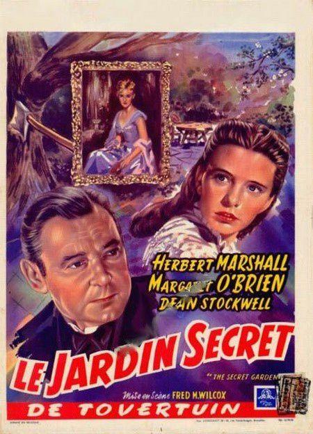 Le jardin secret film 1949 senscritique for Le jardin secret film