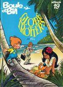 Couverture Globe-trotters - Boule et Bill, tome 19