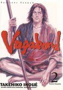Couverture Vagabond, tome 2