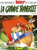 Couverture La Grande Traversée - Astérix, tome 22
