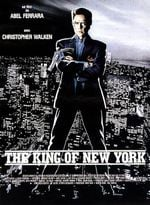 Affiche The King of New York