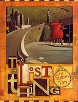 Affiche The Lost Thing